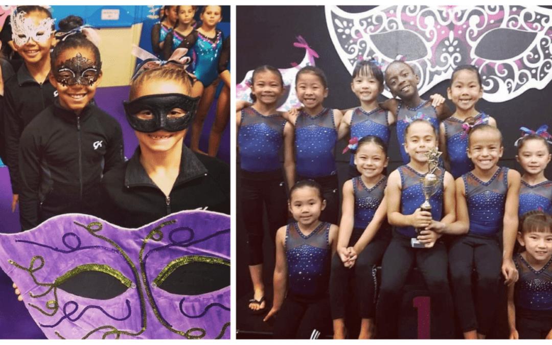 SCATS Compulsory Team Girls Rock Rancho Cucamonga