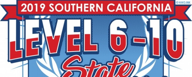Girls Level 6-10 2019 State Championships